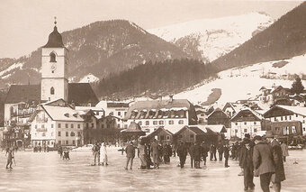 At that time in St. Wolfgang