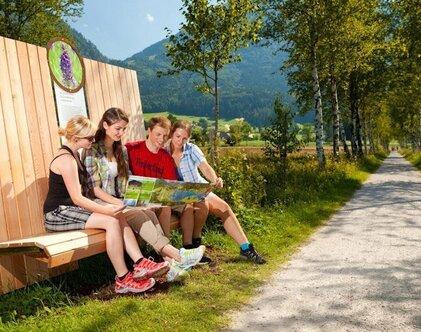 Blinklingmoos (c) Wolfgangsee Tourismus