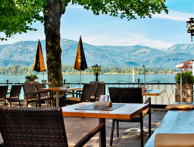 Gastgarten Restaurant zum weissen Hirschen