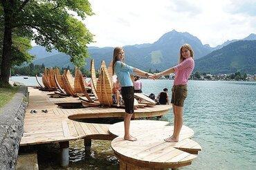 Seerosen (c) Wolfgangsee Tourismus