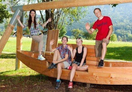 Das Boot zum See (c) Wolfgangsee Tourismus