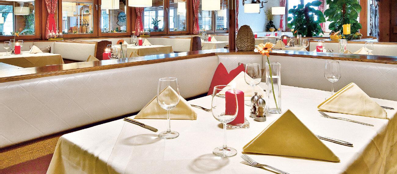 Restaurant zum weissen Hirschen Wolfgangsee