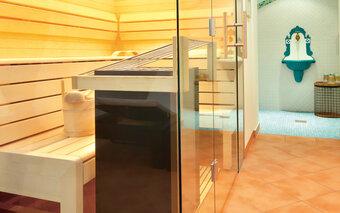 Sauna Seeböckenhotel zum weissen Hirschen